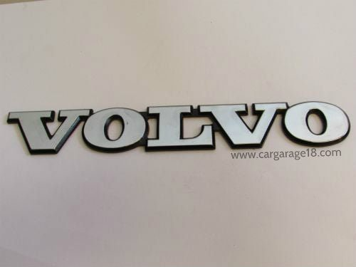 Volvo Badges Emblem