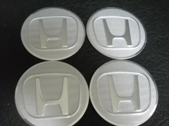 Honda Center Wheel Cap With Adhesive At The Back