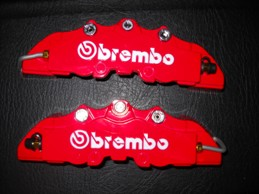 Brembo Caps Small