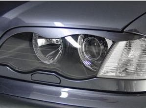 Eyes brow For BMW E46 Pre-Facelift