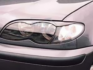 Eyes Brow For BMW E46 Facelift