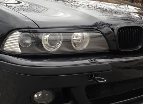 Eyes Brow For BMW E39