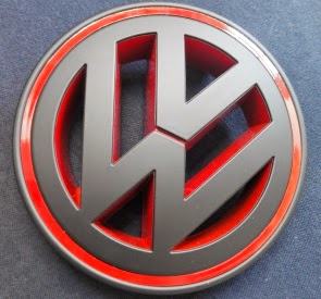 VW Red Badges