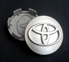 Toyota Center Wheel Caps For Avanza for 4 pcs