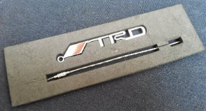TRD Key Rings