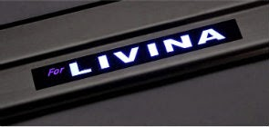 Door Sill Plate LED Nissan Livina 2013