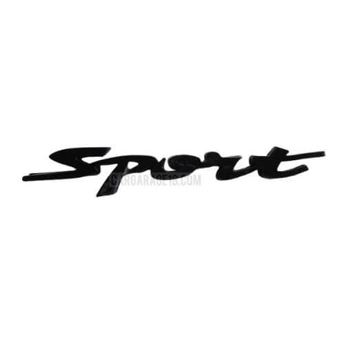 Black-Sport-Letter-Emblem-For-Suzuki