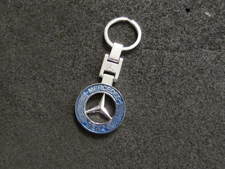 Mercedes Benz Key Ring