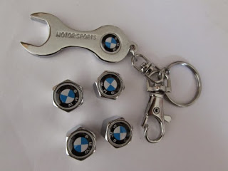 Valve Cup With BMW Key