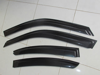 Window Visor For BMW E46 98-06