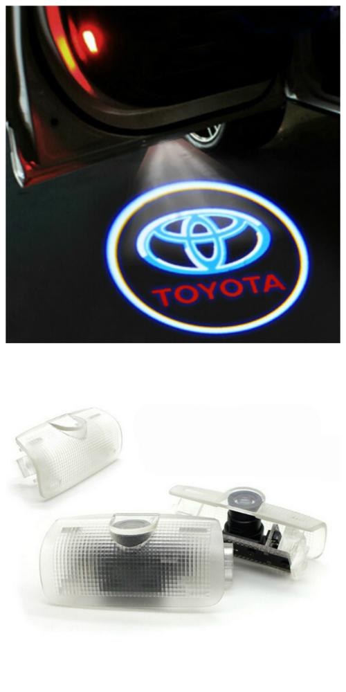 Door-Light-Car-Vehicle-Ghost-LED-Courtesy-Welcome-Logo-Light-Lamp-Shadow-Projector-For-Toyota-Crown-Land-Cruiser-Prado-Reiz-Camry-Highlander-Corolla-Prius-Previa-Sienna-Sequoi