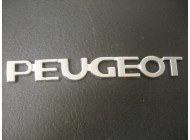 PEUGEOT 307 REAR BADGE