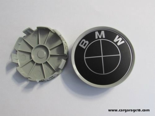 Dop Velg BMW 68mm Black