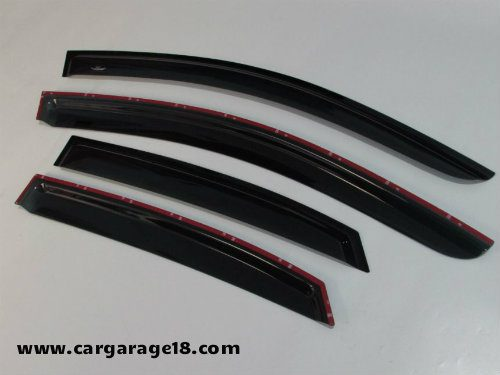 Window Visor VW Polo 4D MKS 10+ (VW39)
