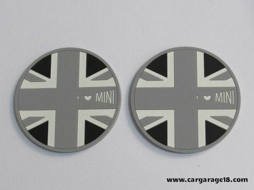 Black Cooper cooper mini base Black Union Jack
