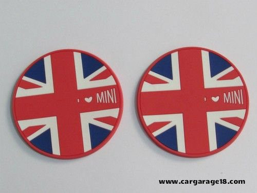 Coat Mini Cooper Red Union Jack