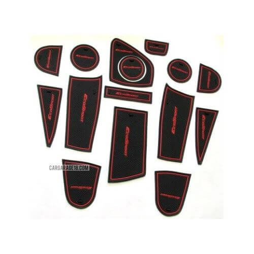 RUBBER INTERIOR PROTECTOR FOR FORD ECOSPORT