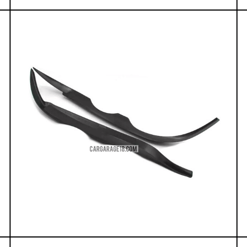 EYESBROW FOR BMW E46 FACELIFT 2D (02-05)