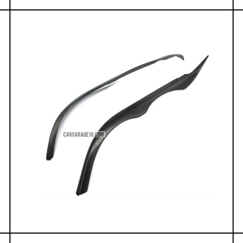EYESBROW FOR BMW E46 FACELIFT 4D (02-05)