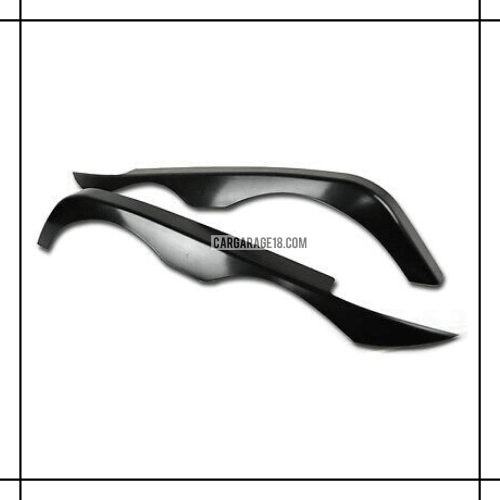 EYESBROW FOR BMW E46 PRE FACELIFT 2D (98-01)