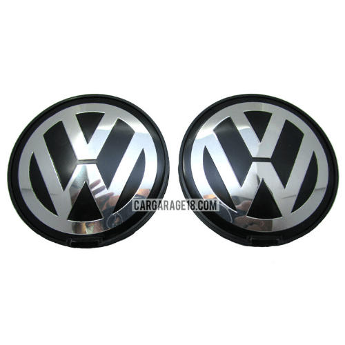 BLACK-AND-WHITE-WHEEL-CENTER-CAP-SIZE-63MM-FOR-VW