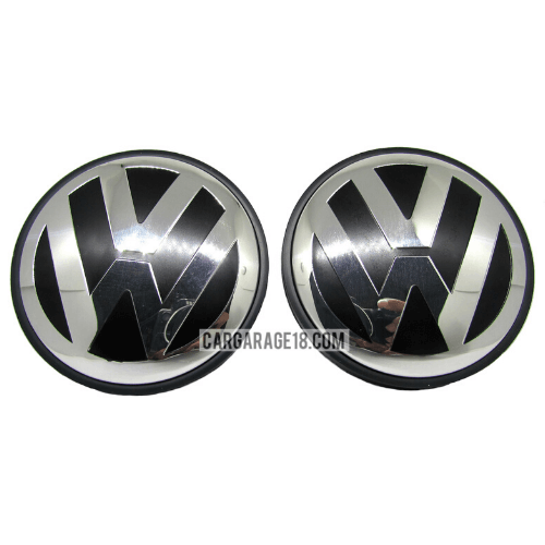 BLACK-AND-WHITE-WHEEL-CENTER-CAP-SIZE-70MM-FOR-VW