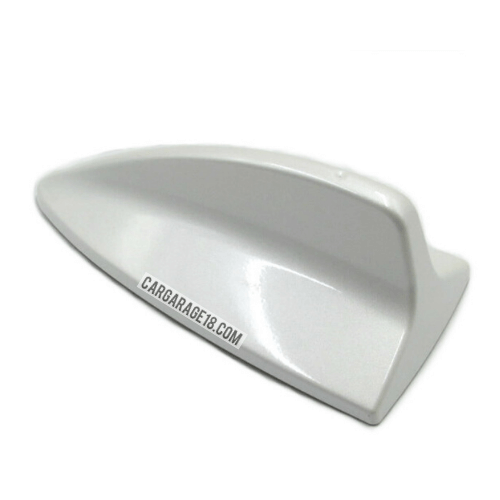 WHITE-SHARK-FIN-ANTENNA-SIZE-18×8.7CM