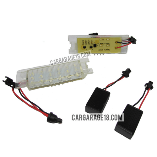 LED-LICENSE-PLATE-NUMBER-WITH-RESISTOR-TOTALLY-NO-ERROR-FOR-OPEL-ZAFIRA-B-ASTRA-H-INSIGNIA-HYUNDAI-IX35
