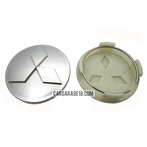 SILVER-WHEEL-CENTER-CAP-FOR-MITSUBISHI