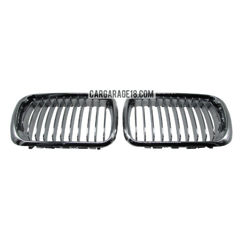 GRILLE-FULL-CHROME-FOR-BMW-E36-FACELIFT
