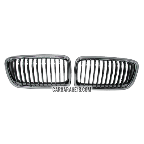 GRILLE-FULL-CHROME-FOR-BMW-E38