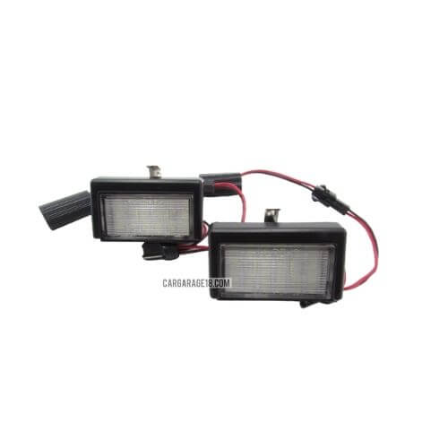 LED LICENSE PLATE NUMBER FOR BENZ ML W164