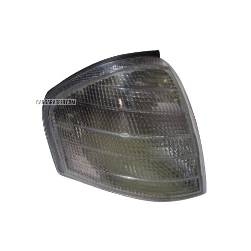 WHITE CORNER LAMP FOR BENZ W202 - RIGHT SIDE