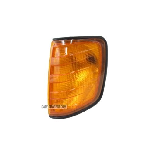YELLOW CORNER LAMP FOR BENZ W124 - LEFT SIDE