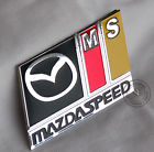 Mazda Speed MS Emblem