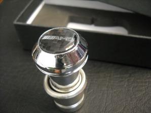 Carbon Fiber Lighter AMG