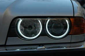 Angel Eyes Rings Projector WhiteE36 E39 (97-00) E46