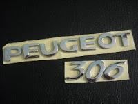Peugeot 306 Emblem