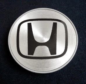 Center Wheel Caps Honda For Honda City for 4 pcs