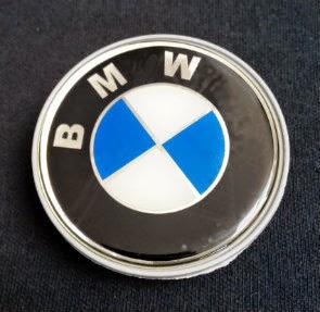 Center Wheel Caps BMW Size 68mm