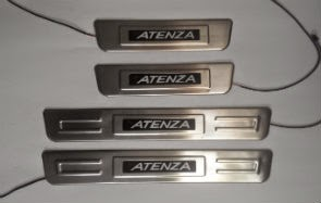 Door Sill Plate LED Mazda Atenza