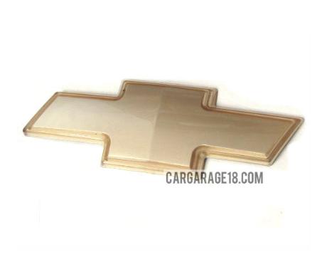 CHEVROLET GOLD EMBLEM SIZE 21x7.8cm