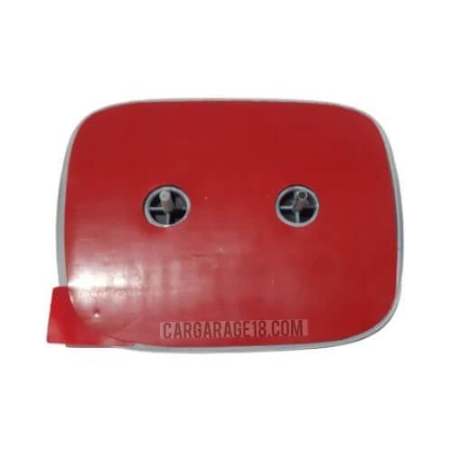 SIZE 95x75mm RED HONDA LOGO EMBLEM FOR JAZZ, STREAM, ACCORD, CITY, FREED