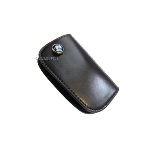 SIZE 83x55mm BLACK KEY COVER FOR BMW