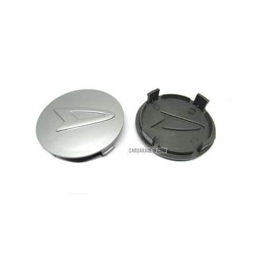 SIZE 60mm SILVER WHEEL CENTER CAP FOR DAIHATSU NEW XENIA