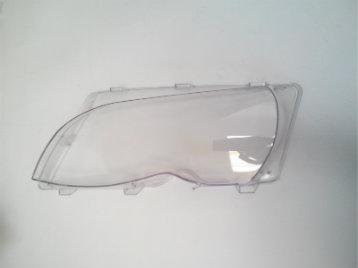 BMW E46 Facelift Headlight Lens Left Side