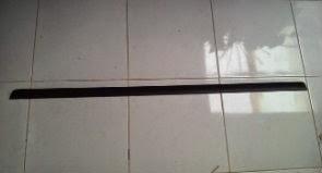 Black Polyurethane Rear Trunk Ducktail BMW E90