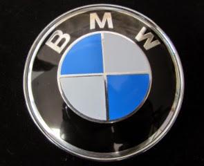 Velg Emblem BMW Size 58 mm