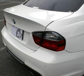 Trunk Spoiler E90 OEM