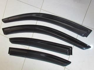 Window Visor For BMW E90 05-11